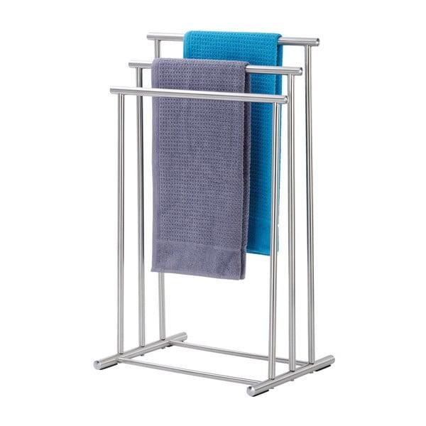Stojak na ręczniki ze stali nierdzewnej Wenko Lioni