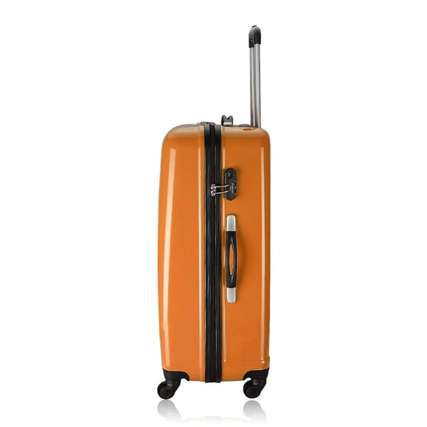 Sada 3 kufrů Integre Full Orange, 114 l/75 l/46 l