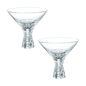 Set 2 pahare pentru cocktail din cristal Nachtmann Bossa Nova, 340 ml