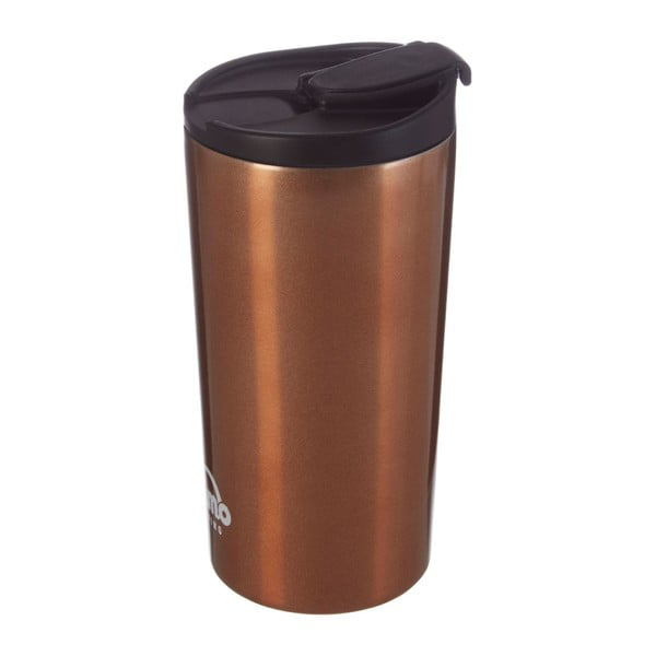 Nezerový termohrnek v meděné barvě Premier Housewares,250ml