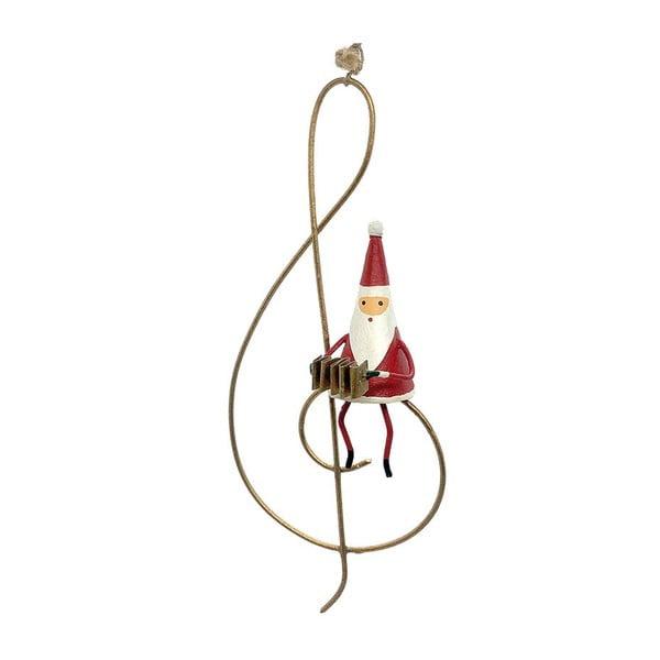 Santa On Node karácsonyi dekoráció - G-Bork