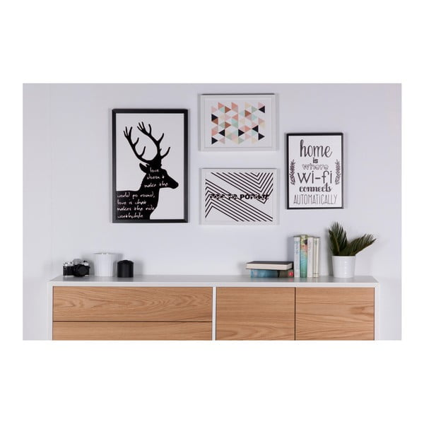 Obraz sømcasa Bow Art, 40 x 30 cm