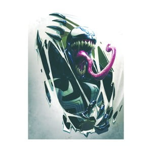 Obraz Pyramid International Venom Tearing Through, 60 x 80 cm