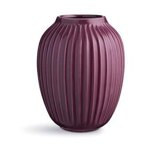 Fialová váza Kähler Design Hammershoi, extra velká