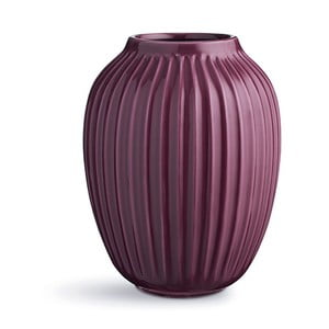 Vază Kähler Design Hammershoi, mare, violet