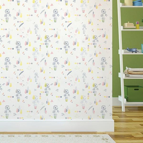 Samolepící tapeta Dandelion, 90x300 cm