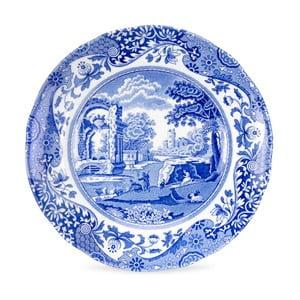 Sada 4 bílomodrých talířů Spode Blue Italian, ø 15 cm