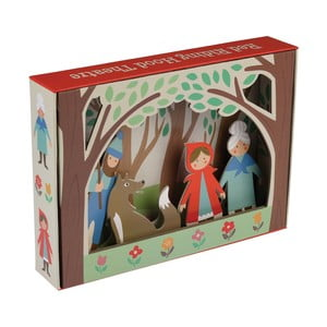 Figurine din carton Rex London Red Riding Hood