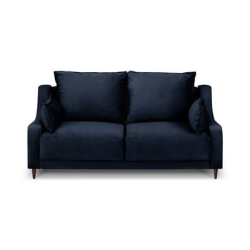 Canapea cu 2 locuri Mazzini Sofas Freesia, albastru de la Mazzini Sofas