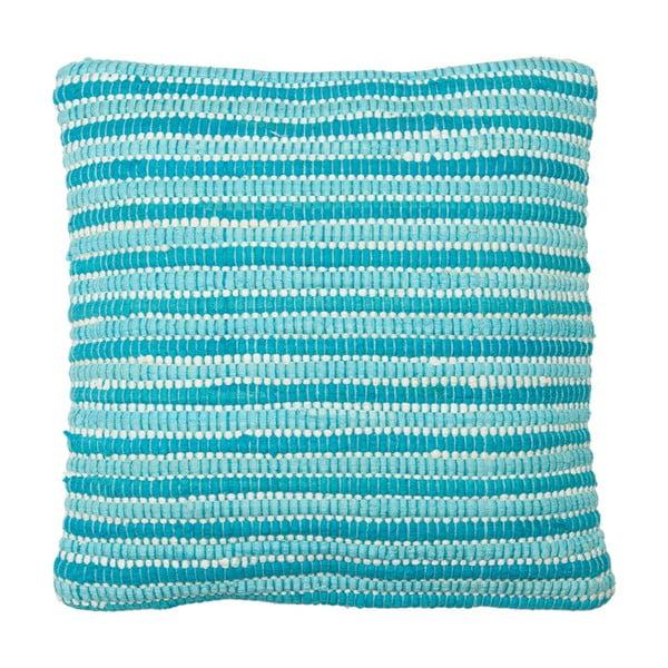 Polštář Cotton Aqua, 45x45 cm