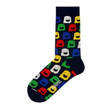 Șosete Ballonet Socks Ghost Dark, mărime 36 - 40