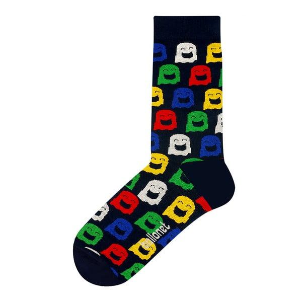 Skarpetki Ballonet Socks Ghost Dark, rozmiar 36 - 40