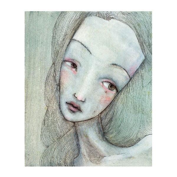 Autorský plakát od Lény Brauner Alžběta, 60x71 cm