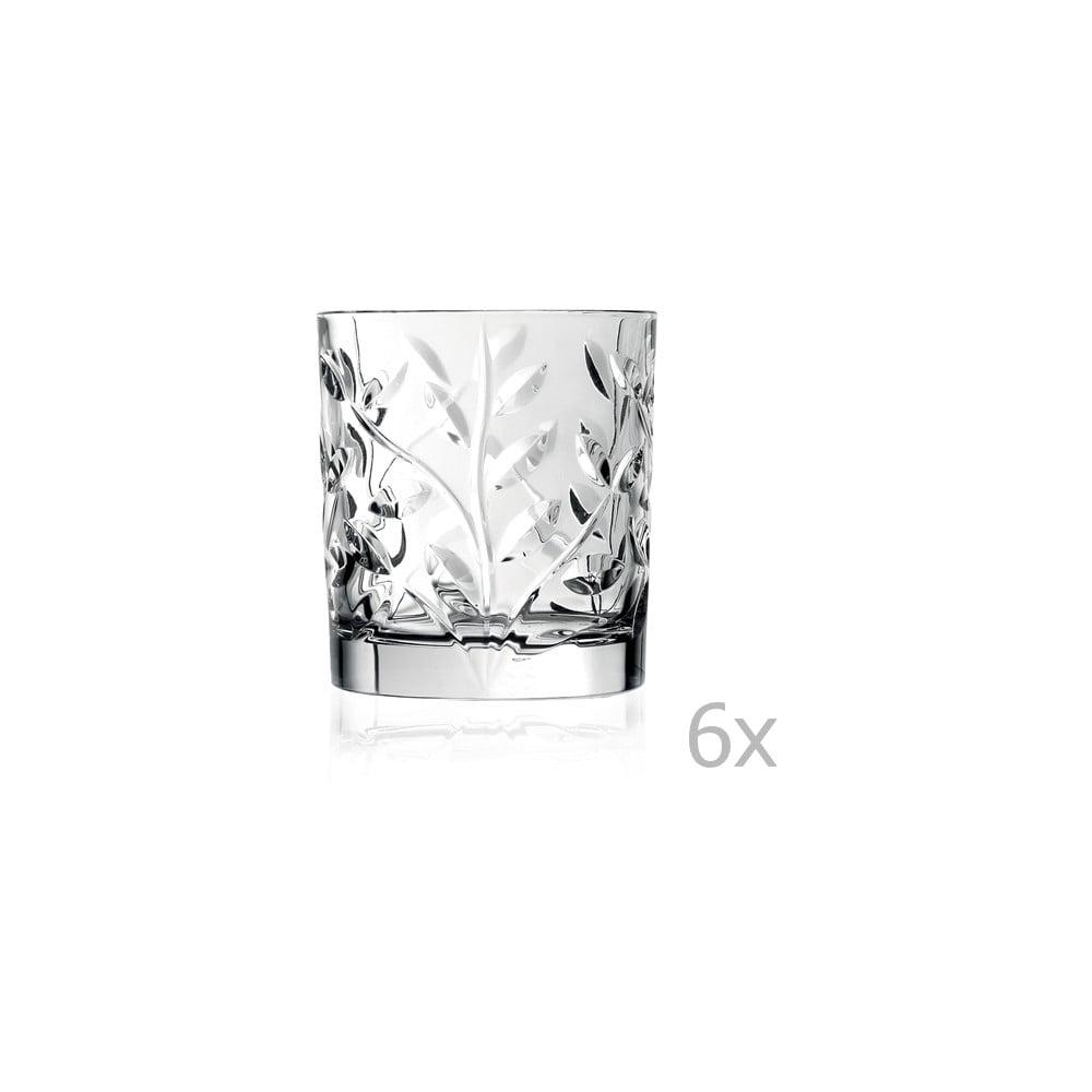Sada 6 sklenic RCR Cristalleria Italiana Kaya
