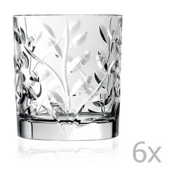 Set 6 pahare RCR Cristalleria Italiana Kaya