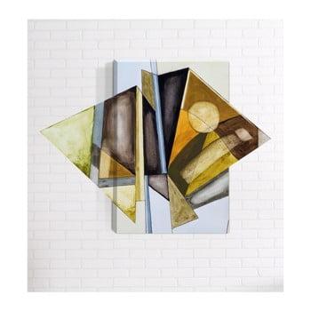 Tablou de perete 3D Mosticx Abstract, 40 x 60 cm