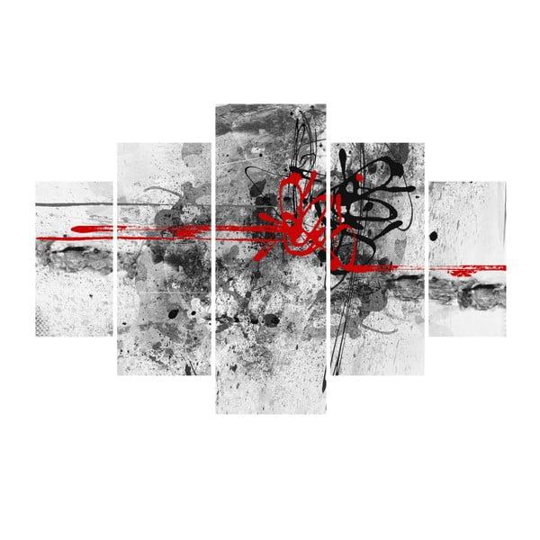 Vícedílný obraz Luca, 92x56 cm
