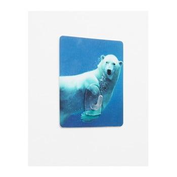 Cârlig de perete Compactor Magic Polar Bear de la Compactor