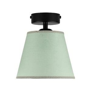 Světle zelené stropní svítidlo Sotto Luce IRO Parchment, ⌀16cm