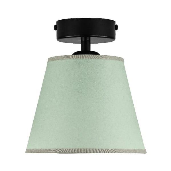 IRO Parchment világoszöld mennyezeti lámpa, ⌀ 16 cm - Sotto Luce