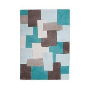 Koberec Nino 661 Blue, 60x110 cm