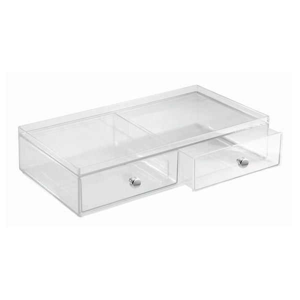 Úložný systém InterDesign 2 Drawer Wide