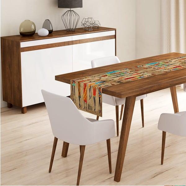 Napron din microfibră pentru masă Minimalist Cushion Covers Mentio, 45 x 145 cm