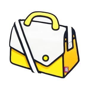 Komiksová taška Cheers Yellow