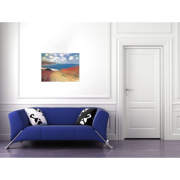 Claude Monet - Pšeničné pole