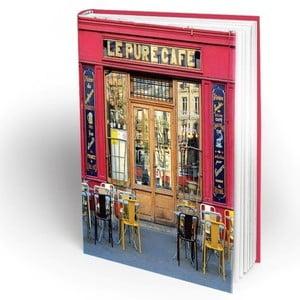 Zápisník Mon Petit Art Café