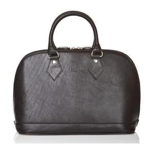 Černá dámská kabelka ztelecí kůže Medici of Florence Rosalia