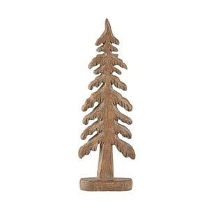 Statuetă decorativă KJ Collection Tree Turo, 24 cm, maro