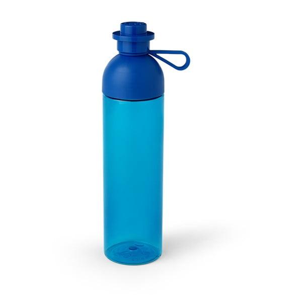 Modrá fľaša LEGO®, 740 ml