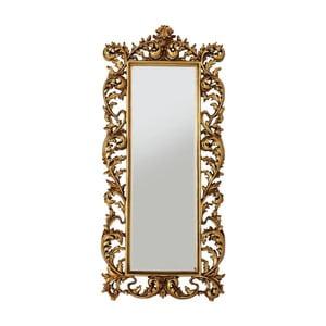 Zrcadlo ve zlaté barvě Kare Design Sun King, výška 190 cm