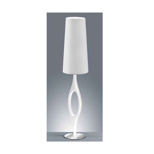 Stojací lampa Lifestyle, bílá