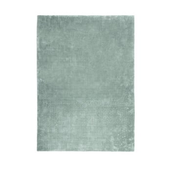 Covor țesut manual Flair Rugs Swarowski, 160 x 230 cm, gri de la Flair Rugs