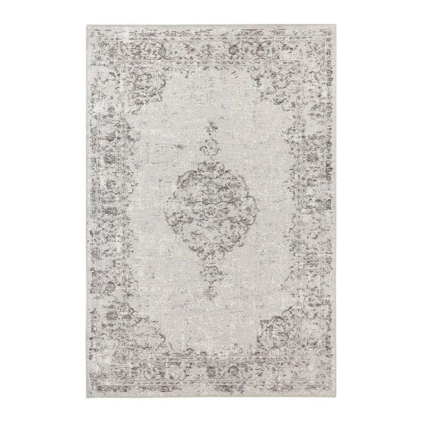 Šedý koberec Elle Decor Pleasure Vertou, 160 x 230 cm