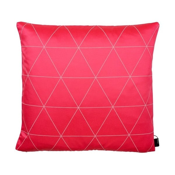 Polštář Neon Hills Pink, 50x50 cm
