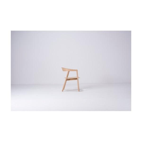 Jídelní židle z dubového dřeva Gazzda Muna