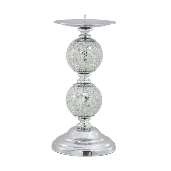 Svícen CIMC Mosaic Silver, 82 cm