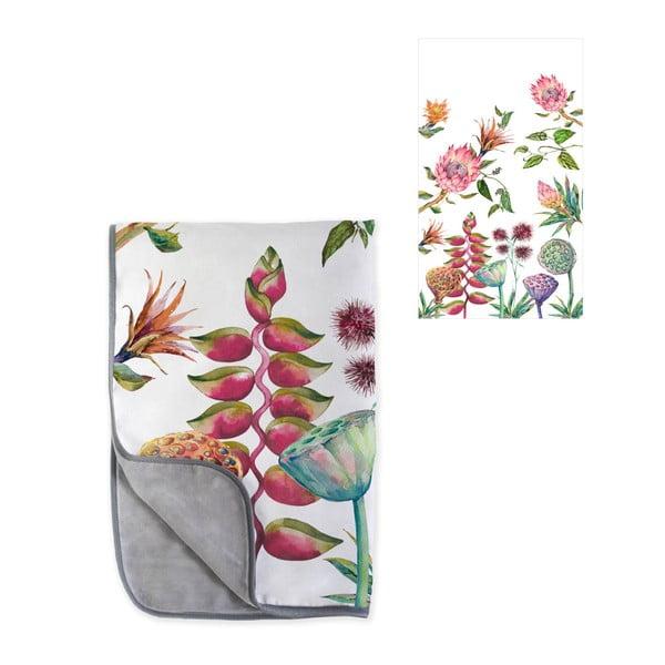 Salvajes kétoldalas mikroszálas takaró, 130 x 170 cm - Surdic