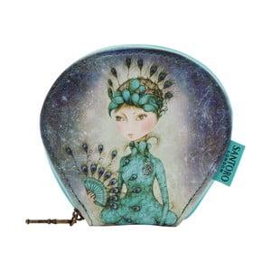 Oboustranná taštička Mirabelle Miss Peacock