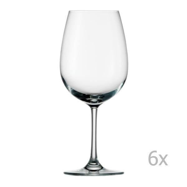 Sada 6 sklenic Stölzle Lausitz Weinland Bordeaux, 540 ml