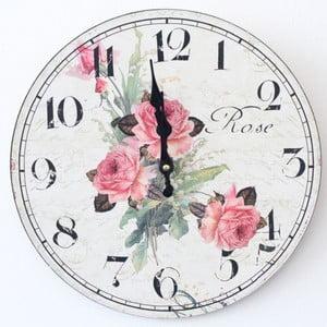 Vintage hodiny Rose