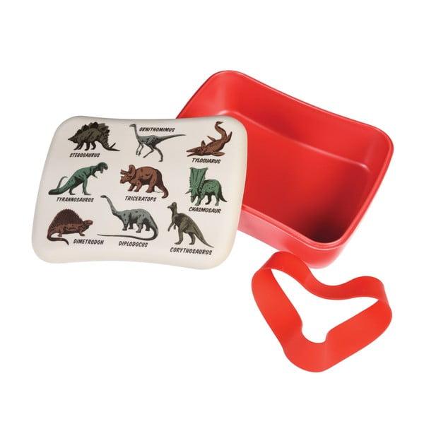 Cutie de gustări pentru copii Rex London Prehistoric Land