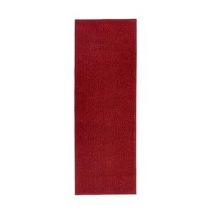 Covor Hanse Home Pure, 80 x 150 cm, roșu