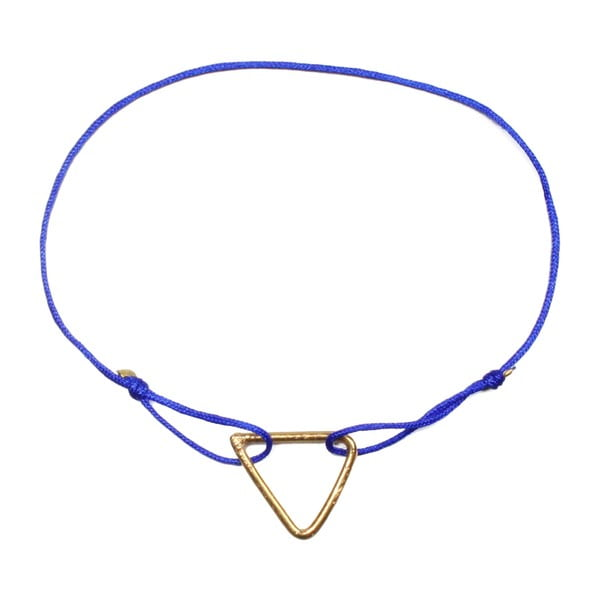 Náramek Pyramid Cobalt