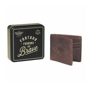 Kožená peněženka Gentlemen's Hardware Bi Fold