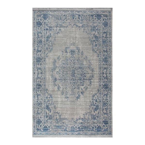 Světle modrý koberec Eko Rugs Maree, 133 x 190 cm