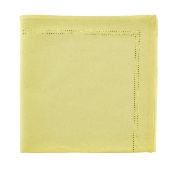 Ubrus Ajour 150x250 cm, žlutý